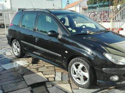 brugt Peugeot 206 1.6 SW