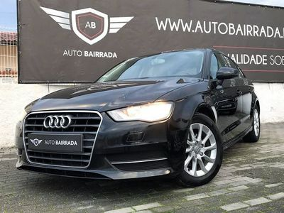 usado Audi A3 Sportback 1.6 TDI Attraction ULTRA