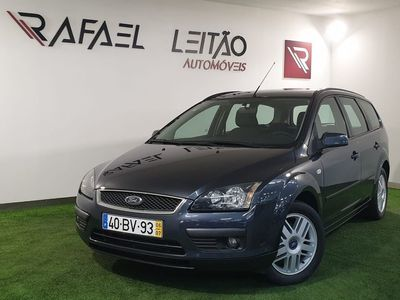used Ford Focus SW 1.6TDCi NACIONAL IUC ANTIGO