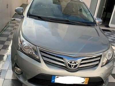used Toyota Avensis Confort