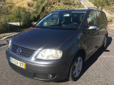 usado VW Touran 2.0TDI 140cv 5lug