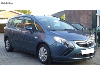 usado Opel Zafira 1.6 CDTI