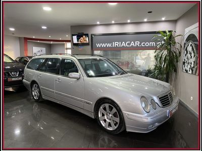 usado Mercedes E270 CDI Avantgarde - Automatica