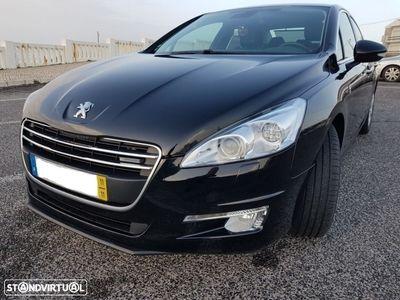 usado Peugeot 508 2.0 HDi Allure AM6 (163cv) (4p)