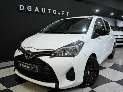usado Toyota Yaris 1.4D - 4D Active AC