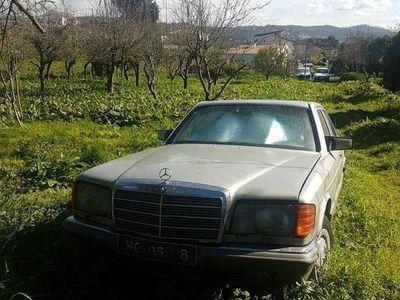 usado Mercedes 280 W126