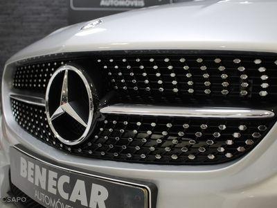 usado Mercedes CLA200 Shooting Brake Classe CLA CDi AMG GPS