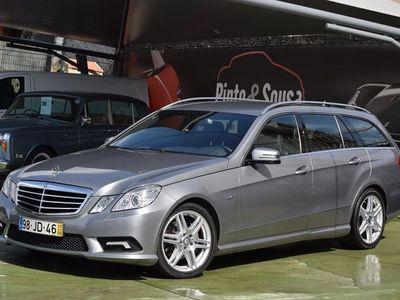usado Mercedes E250 CDI AMG Station