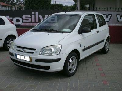 usado Hyundai Getz 1.5 CRDI VAN EURO 2004