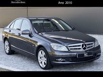 usado Mercedes C250 CDI 204 CV AUTOMATICO