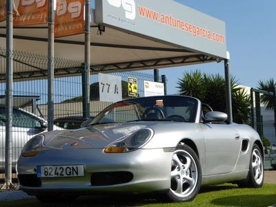 usado Porsche Boxster 2.5 cc V6