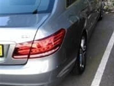 usado Mercedes E220 ClasseCDi BE Aut. (170cv) (3p), Diesel