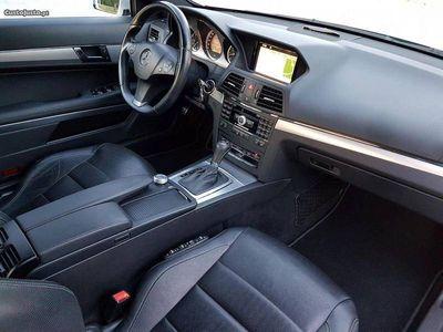 usado Mercedes E350 E 350CDI