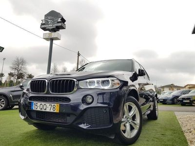 usado BMW X5 XDrive25d Pack-M