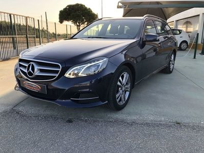 usado Mercedes E220 Avantgarde BlueEfficiency
