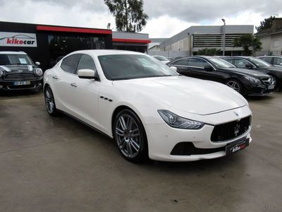 usado Maserati Ghibli Diesel GranSport 275cv