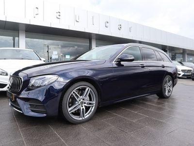 usado Mercedes E220 220 d AMG Line