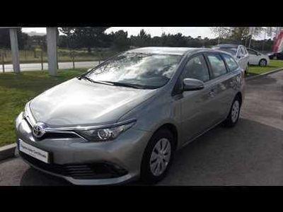 gebraucht Toyota Auris Touring Sports 1.4 D-4D Active+AC