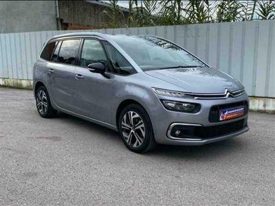 "usado Citroën C4 SpaceTourer [""grand c4 spacetourer g.c4 spa.1.5 bluehdi origins eat8""]"