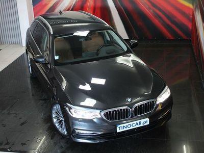 usado BMW 520 Touring D Line Luxury Auto | GPS | LED