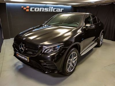 usado Mercedes GLC350 e 4MATIC Coupe AMG Pack Hybrid Plug-In