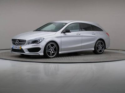 usado Mercedes CLA200 CLA-Klassed AMG Line Aut.