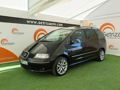 usado Seat Alhambra 2.0 TDi Sport