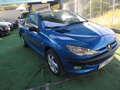 usado Peugeot 206 CC 1.6 (109cv) (2p)