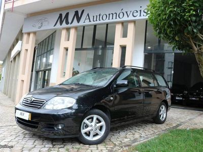 used Toyota Corolla SW 1.4 D-4D