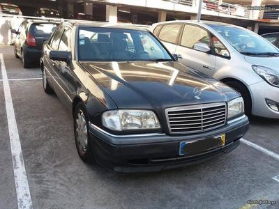 usado Mercedes C220 Normal