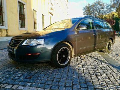 brugt VW Passat V. 1.6 TDi Confortline BlueMotion (105cv) (5p)