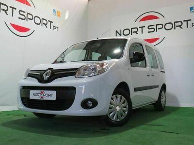 usado Renault Kangoo 1.5 DCI 90HP S/S Energy Eco 2 Dynamique