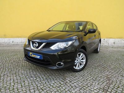 gebraucht Nissan Qashqai 1.5 DCI BUSINESS EDITION