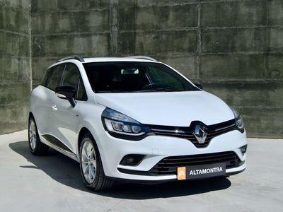 usado Renault Clio Sport Tourer 1.5 DCi Limited - Nacional