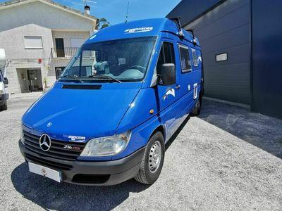 usado Mercedes Sprinter Van