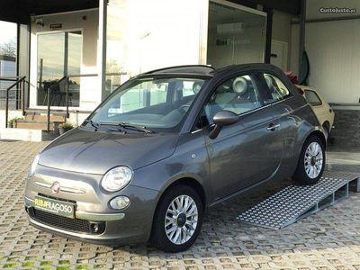 usado Fiat 500C 1.2i Lounge Cabrio