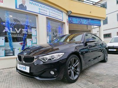 usado BMW 420 Gran Coupé sport line auto