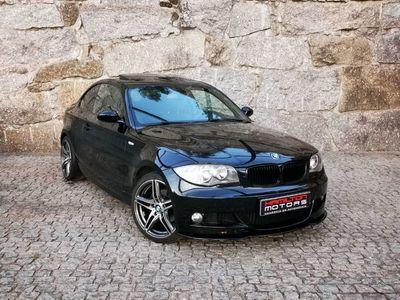 usado BMW 120 Coupé D Pack M Original - Jantes M Performance