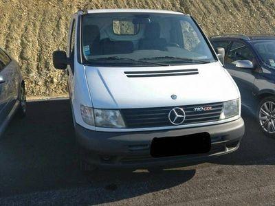 usado Mercedes Vito 110 cdi