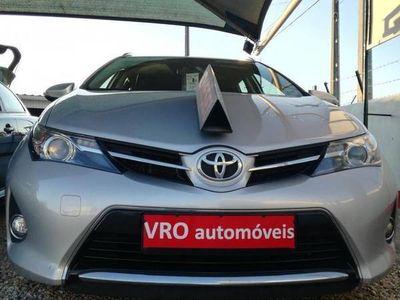 usado Toyota Auris Touring Sport
