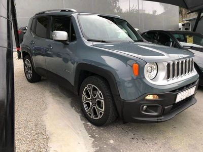 usado Jeep Renegade DCT LIMITED