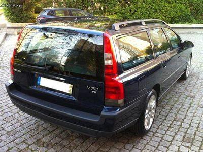 usado Volvo V70 T5 - 250 cv - GPL - 00