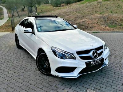 usado Mercedes E250 ClasseAMG BlueTEC Auto