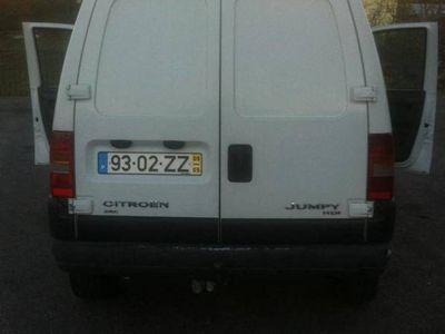 usado Citroën Jumpy 2000 Hdi -
