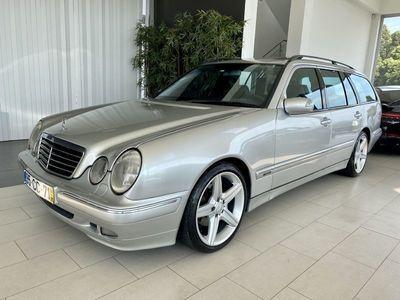 usado Mercedes E270 CDI STATION AVANTGARDE