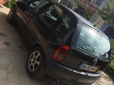 usado Opel Corsa 1.5td motor izuzo 1999 -