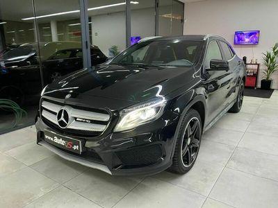 usado Mercedes GLA200 CDI AMG