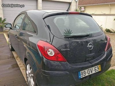usado Opel Corsavan Sport 1.3 CDTI