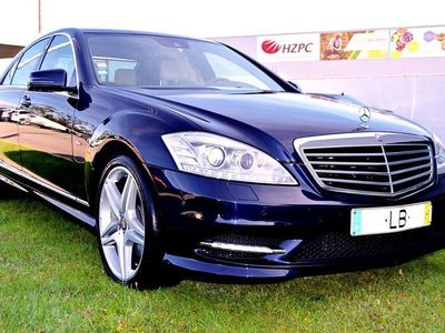 usado Mercedes S350 CDI Bluetec AMG