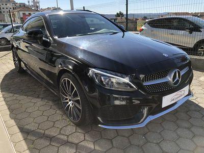 usado Mercedes C220 Coupé AMG 2016